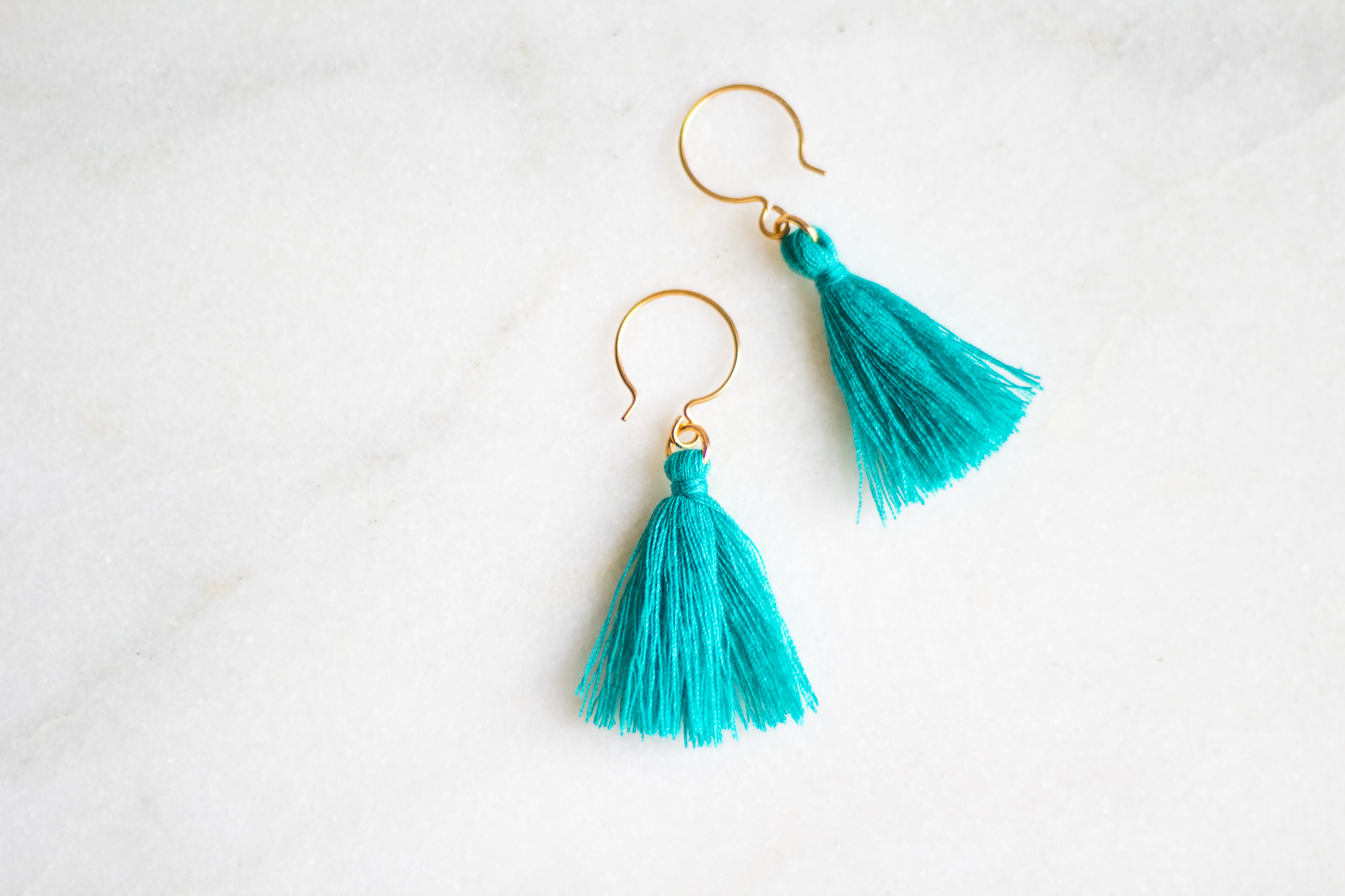 Diy Tassel Earrings Are The Perfect Handmade Mother S Day Gift