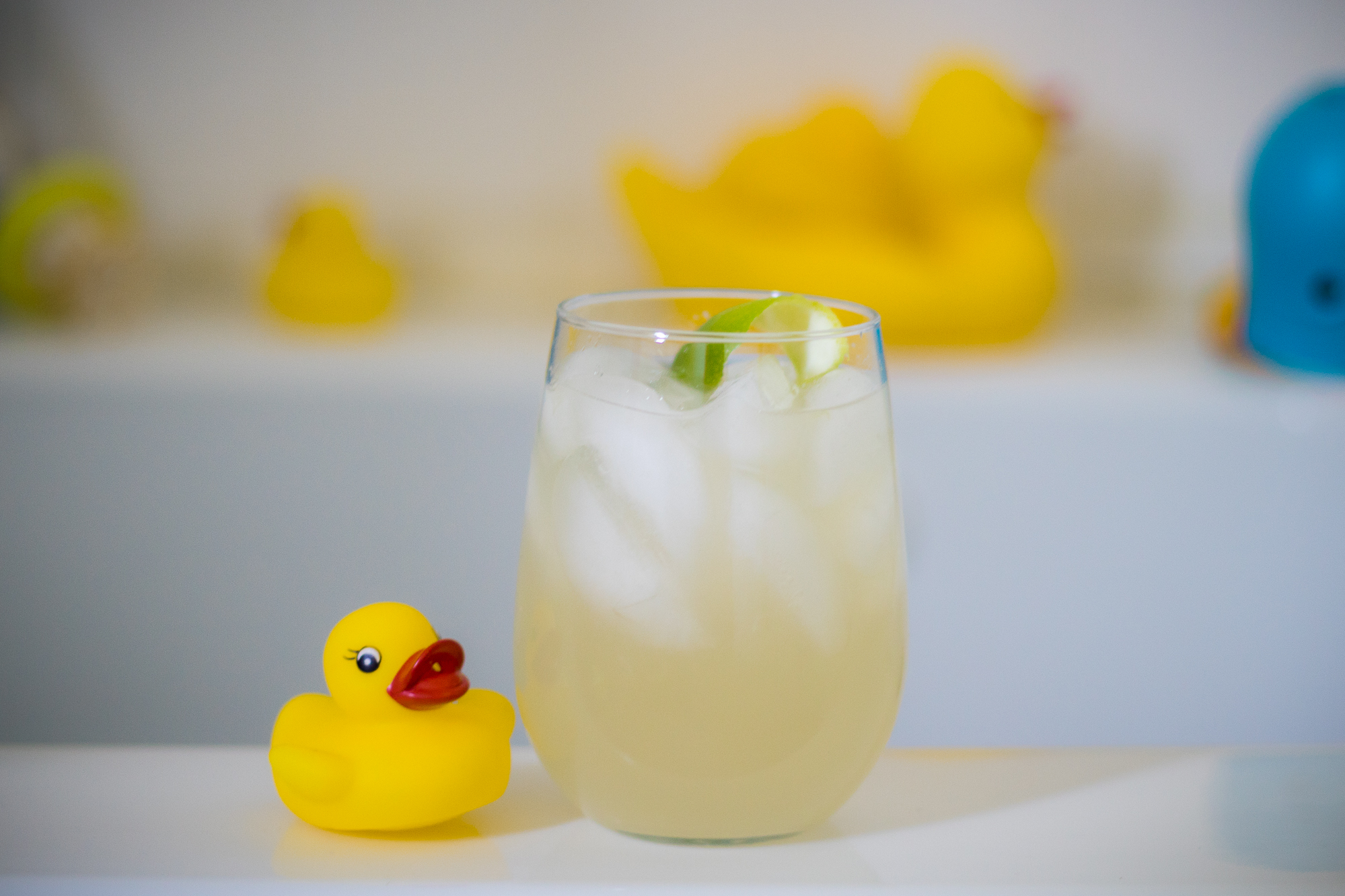 mother's day cocktail gin