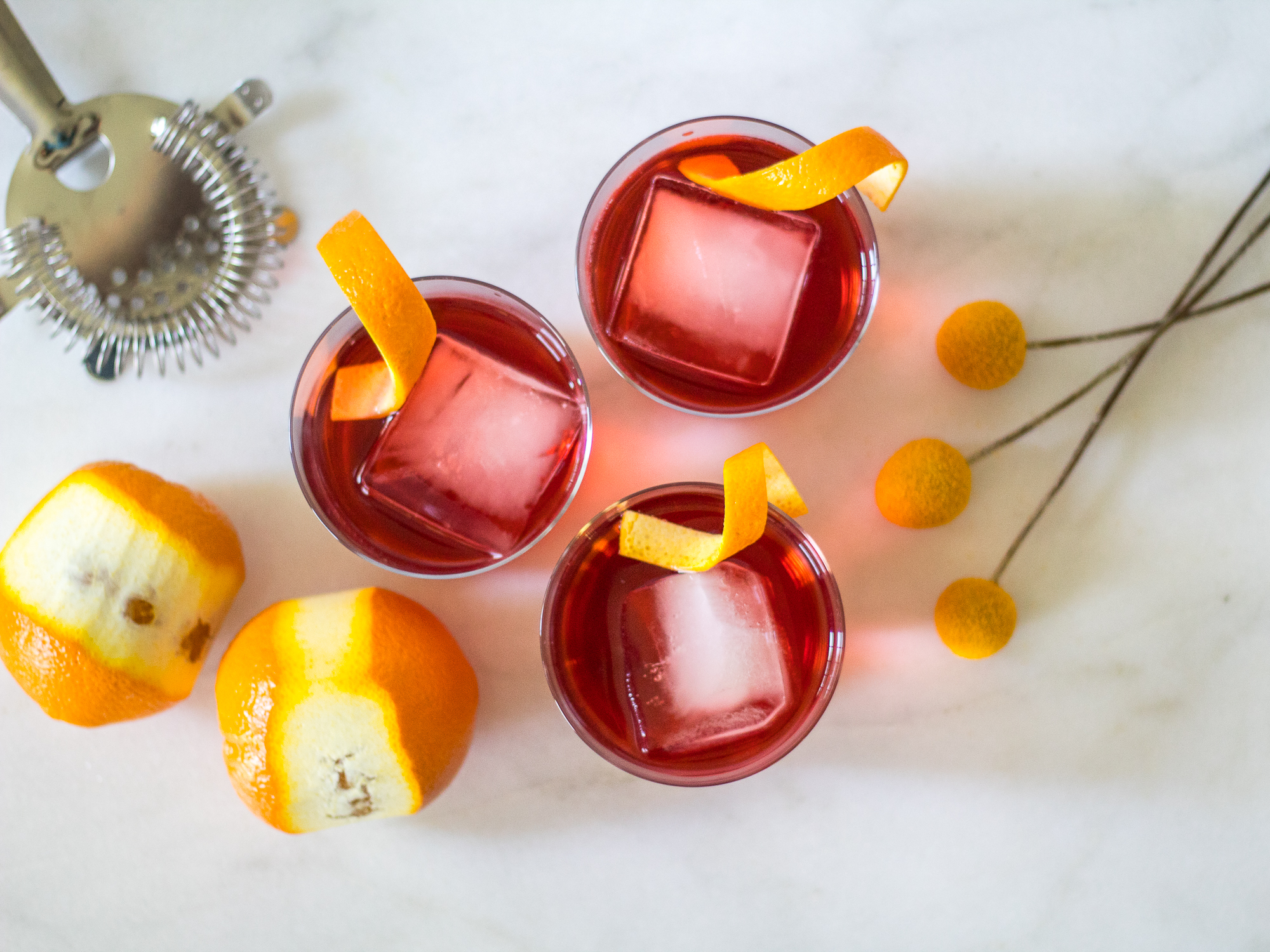 what is negroni week