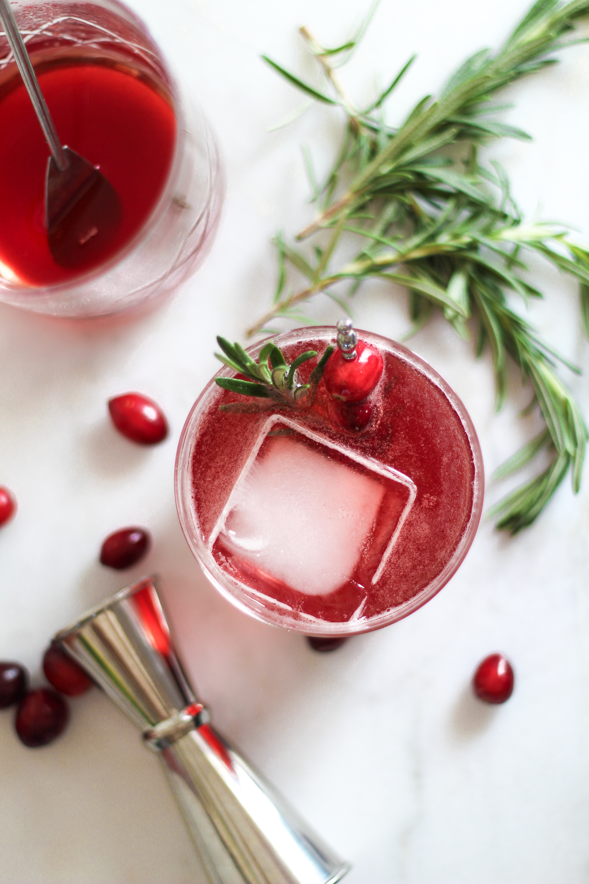 cranberry shrub recipe