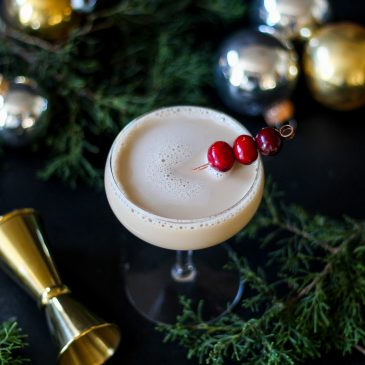 Christmas Cocktail Cream Dream: Nuts & Berries