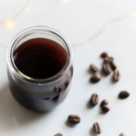 Make This Shit for Holiday Gifts: Homemade Coffee Liqueur