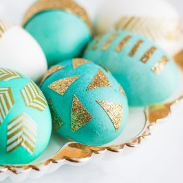 Shit You Can Make: Washi Tape Easter Eggs