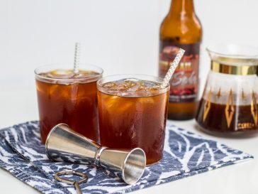 cold coffee cocktail recipe