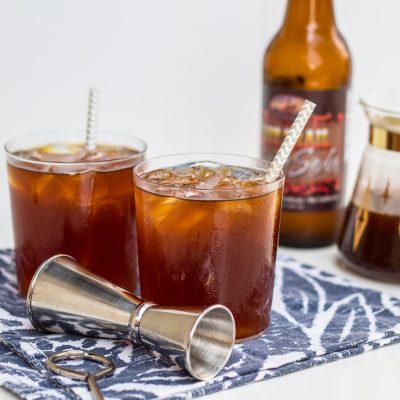 cold coffee cocktail recipe