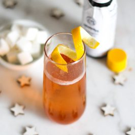 A Classy-Ass Classic Champagne Cocktail for New Year's Eve