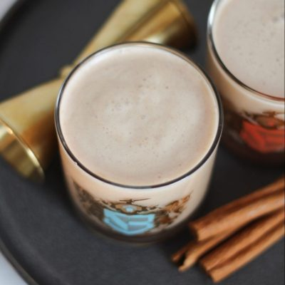 bourbon coconut milk punch recipe