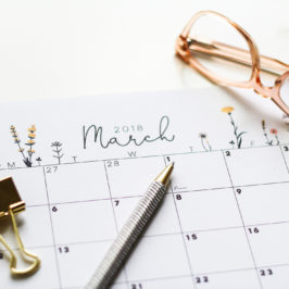 Free Download: March 2018 Calendar