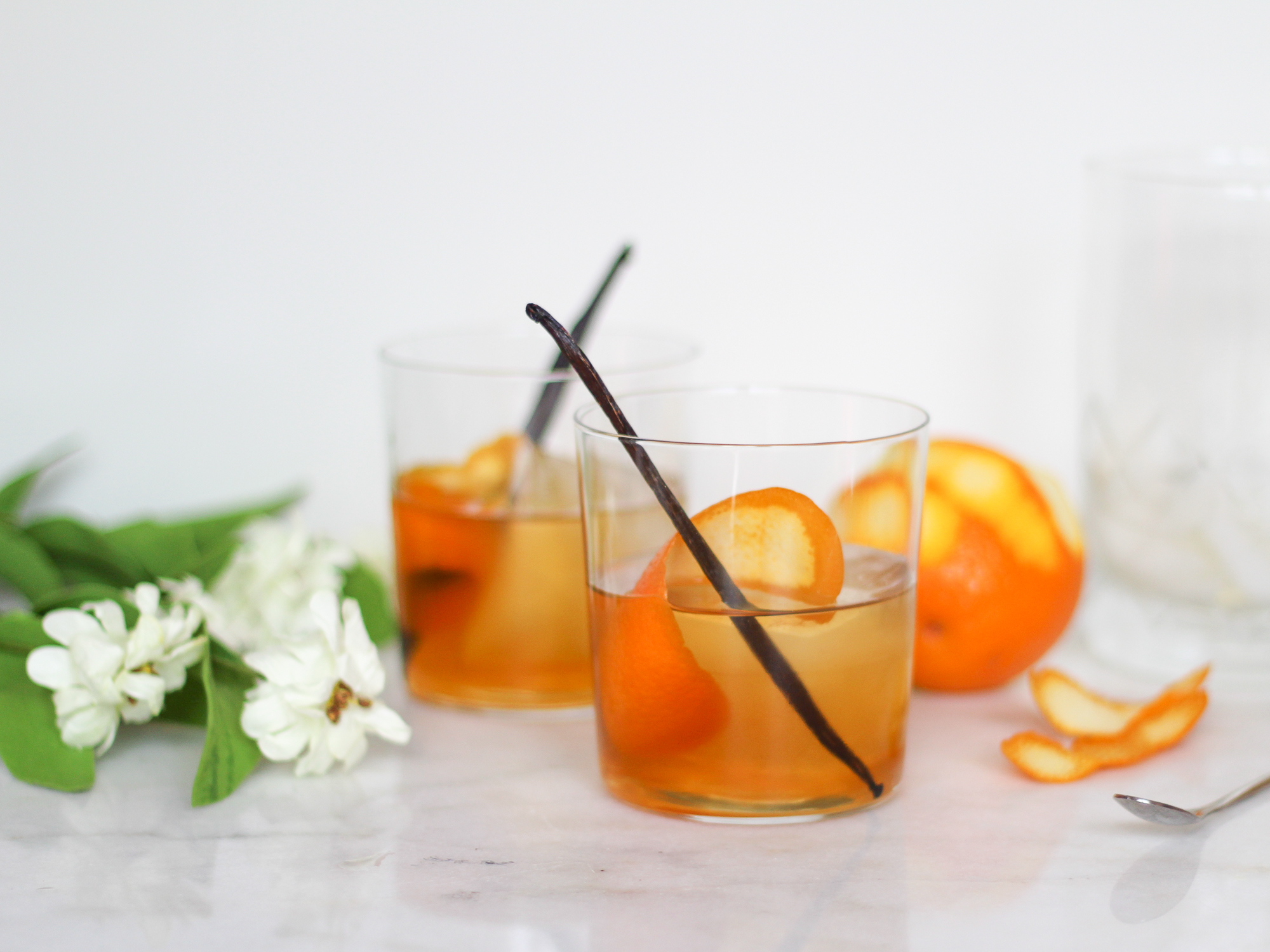 vanilla old fashioned recipe