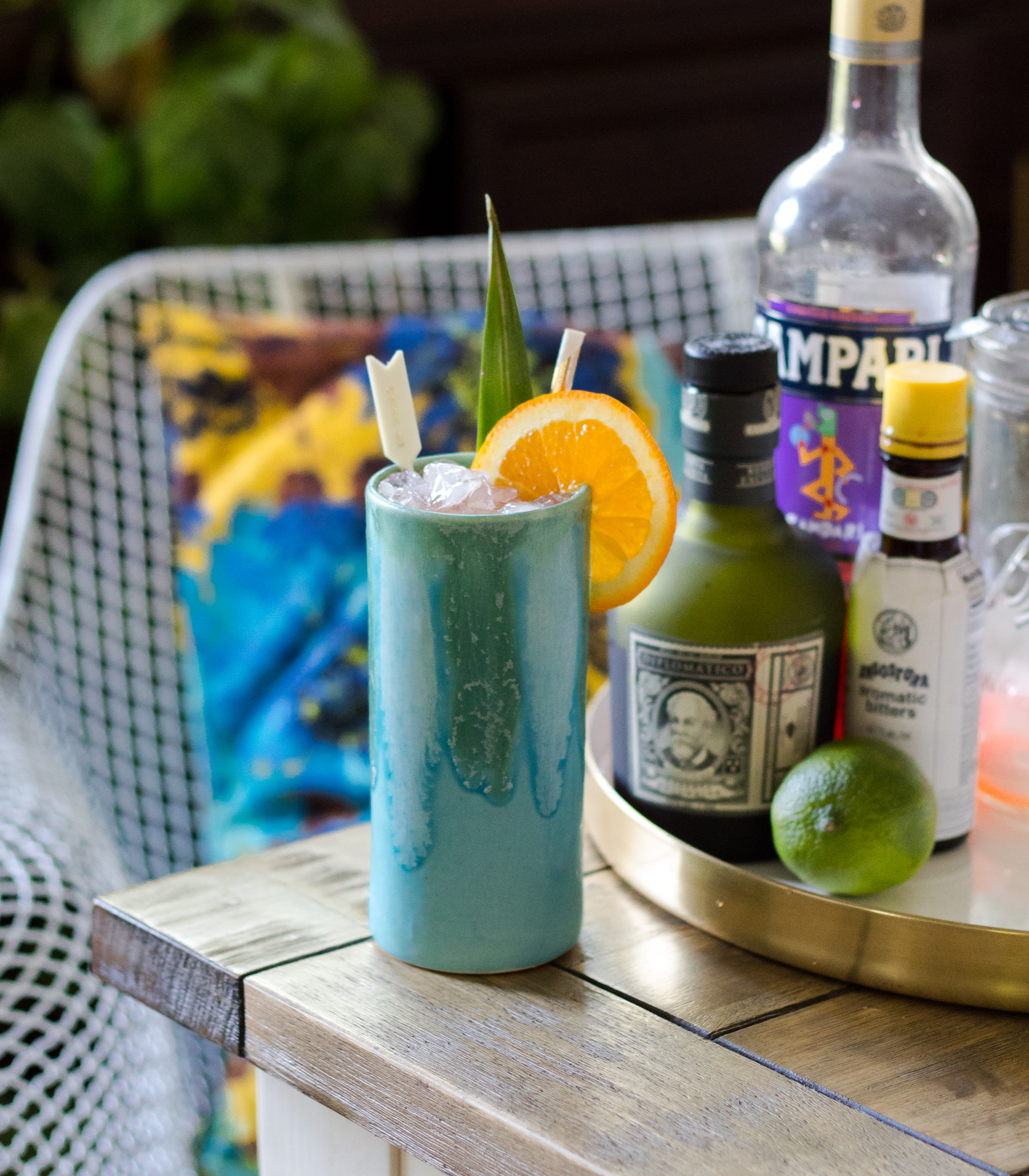 easy tiki drink recipe