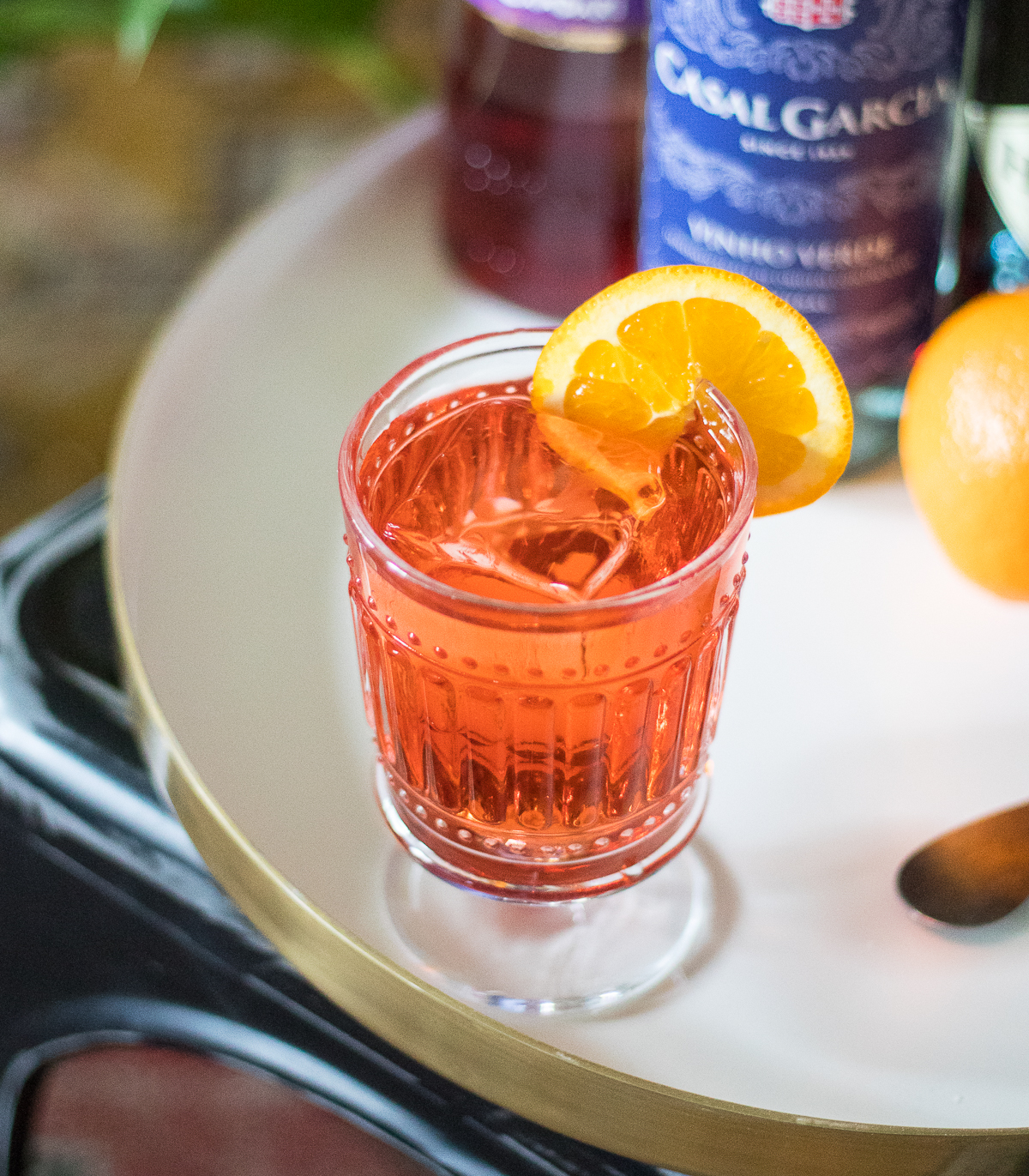 negroni recipe with wine