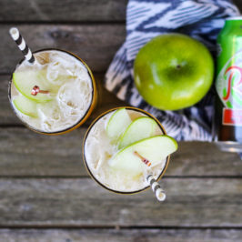 Caramel Apple Radler